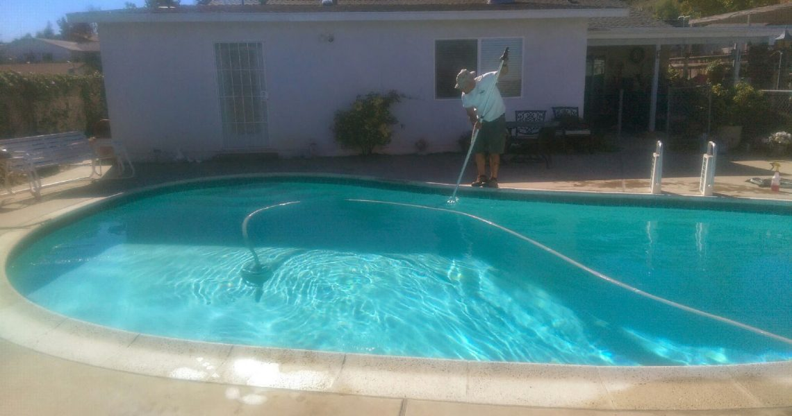Santee Residential Pool Services