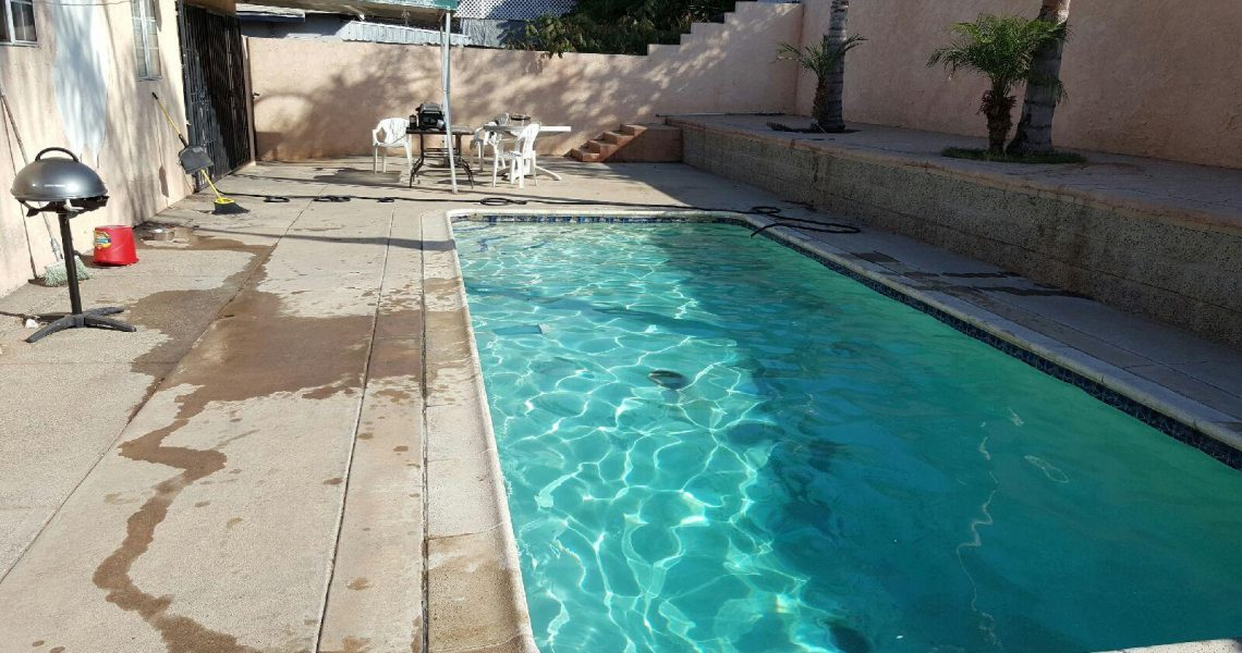 El Cajon Pool Repair